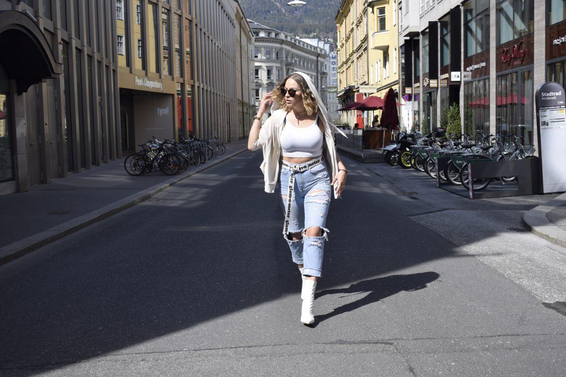 Urban Cinderella Outfit